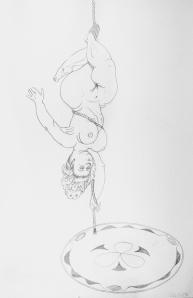 Circus 2 1976 Pencil 03