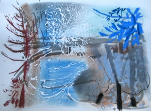 Blue Pond 10